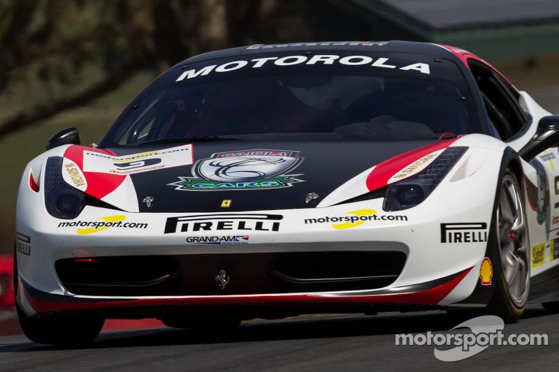 #9 Ferrari of Long Island Ferrari 458: Alfred Caiola
