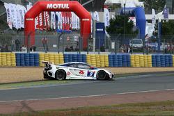 Rodada de #9 Sébastien Loeb Racing Mc Laren MP4/12C: Nicolas Tardiff, Nicolas Marroc