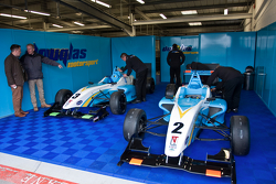 Douglas Motorsport F4 Equipe