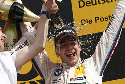 Winner Augusto Farfus, BMW Team RBM BMW M3 DTM
