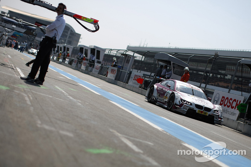 Andy Priaulx BMW Team RMG BMW M3 DTM