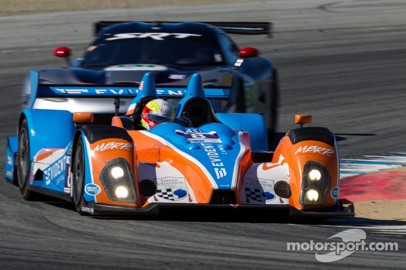 #8 BAR1 Motorsports Oreca FML09: Kyle Marcelli, Chris Cumming
