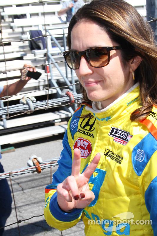 Ana Beatriz, Dale Coyne Honda Racing