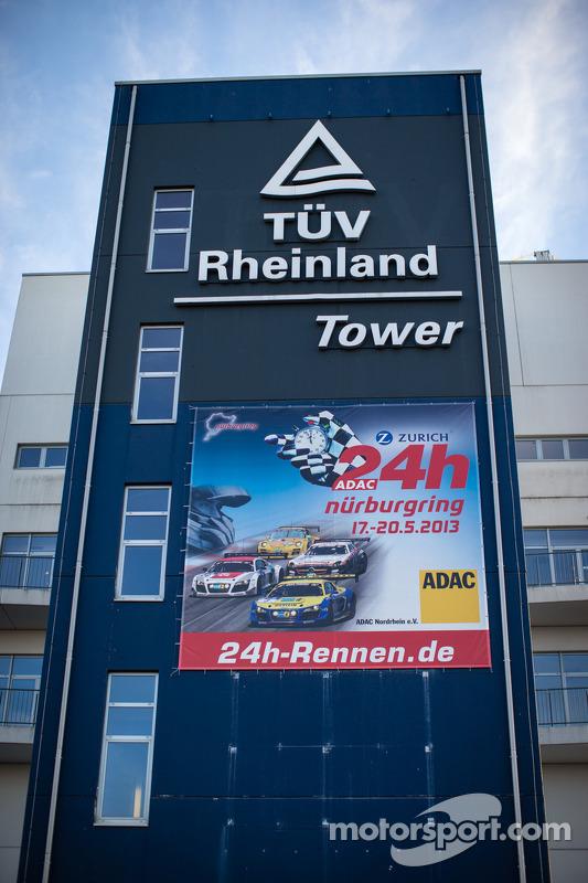 Nürburgring tower
