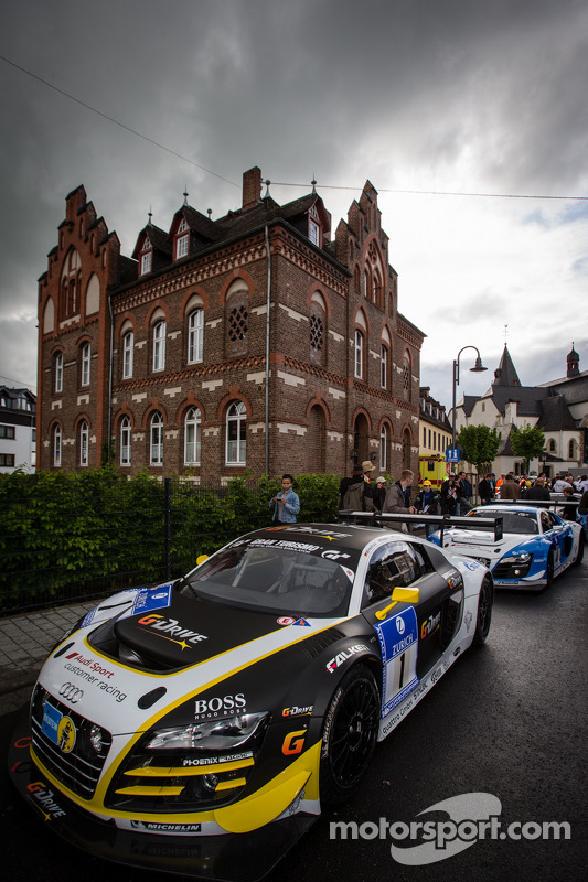 #1 Phoenix Racing Audi R8 LMS ultra (SP9)