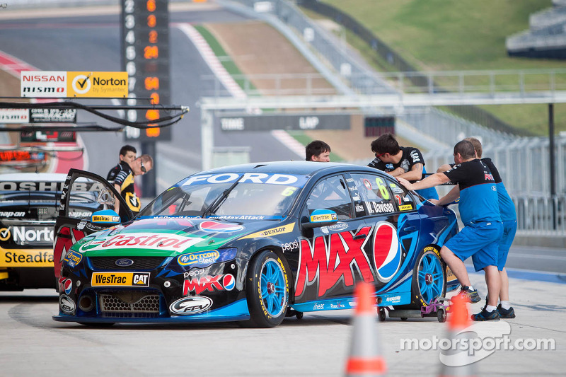 Will Davison, Pepsi Max Crew FPR