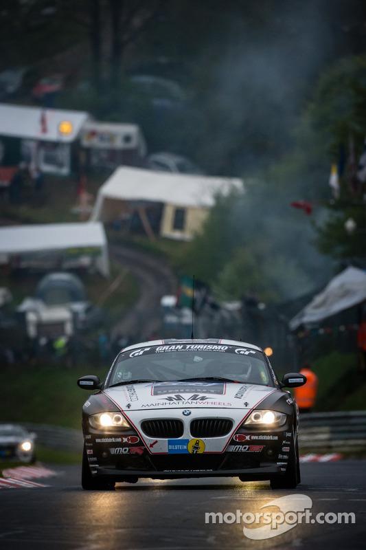 #223 Adrenalin Motorsport BMW Z4 3,0 Si (V5): Raphael Klingmann, Sebastian Krell, Jörg Krell, Rolf Weissenfels
