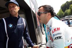 Darryl O'Young, BMW E90 320 TC, ROAL Motorsport  en Robertto Ravaglia,Team Roal Motorsport