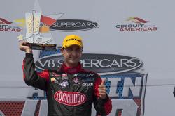 Vencedor da corrida, Fabian Coulthard, Lockwood Racing