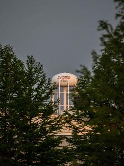 Famosa torre de água