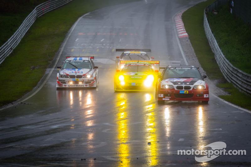 #85 Hofor-Racing BMW M3 CSL (SP6): Michael Kroll, Chantal Kroll, Roland Eggimann, Bruno Widmer en #1