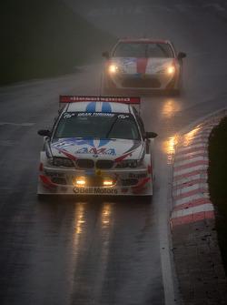 #157 BMW 335d (D3T): Sergio Rodriguez, Juan Cusano, Sergio Yazbik, Stefano Cambria