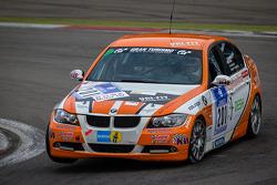 #201 MSC Wahlscheid e.V. im ADAC BMW 325i (V4): Rolf Derscheid, Michael Flehmer