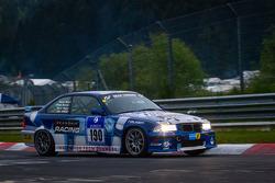 #190 BMW E36 M3 (V5): Niels Borum, Maurice O'Reilly, Wayne Moore, Michael Eden