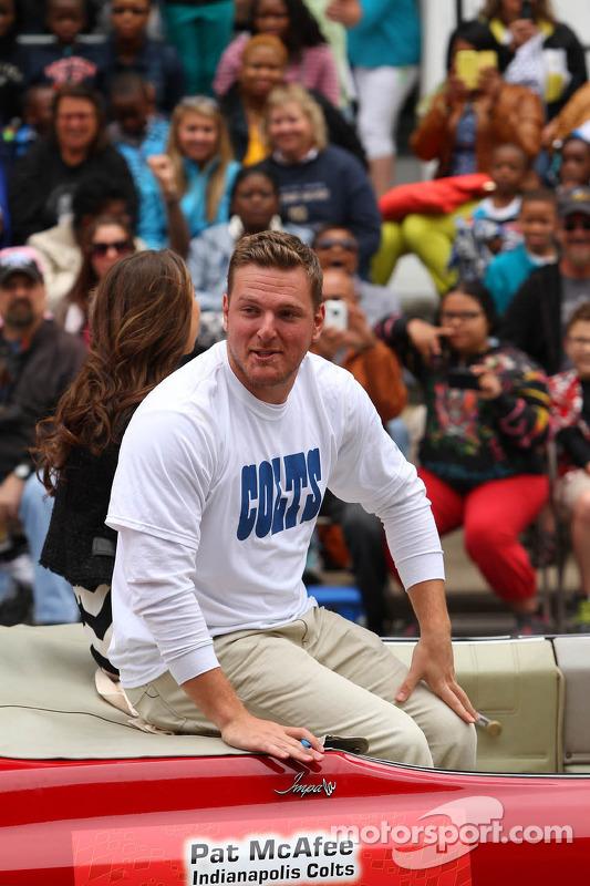 Pat McAfee, Indianapolis Colts