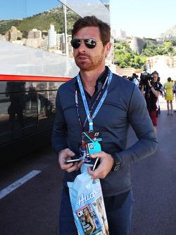 Andre Villas-Boas, Tottenham Hotspur Manager