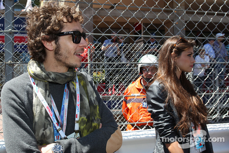 Valentino Rossi Girlfriend Linda