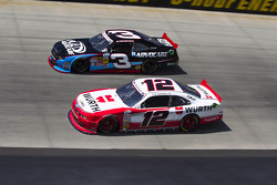 Sam Hornish Jr. and Austin Dillon