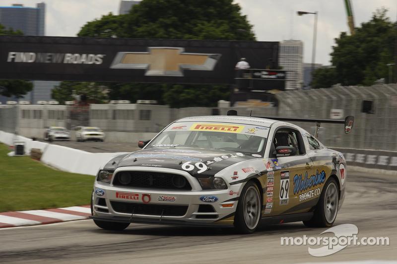 Craig Capaldi, Ford Mustang