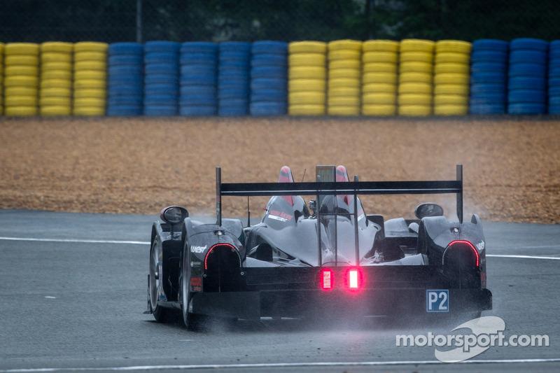 #33 Level 5 Motorsports HPD ARX-03b: Ryan Briscoe