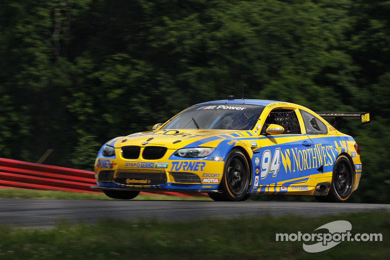 #94 Turner Motorsport BMW M3: Paul Dalla Lana, Bill Auberlen