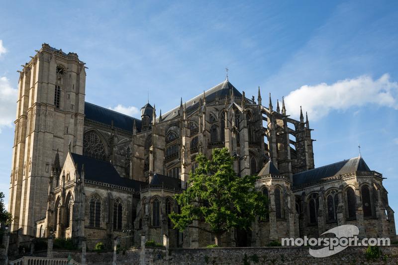 Cathedrale St-Julien du Mans