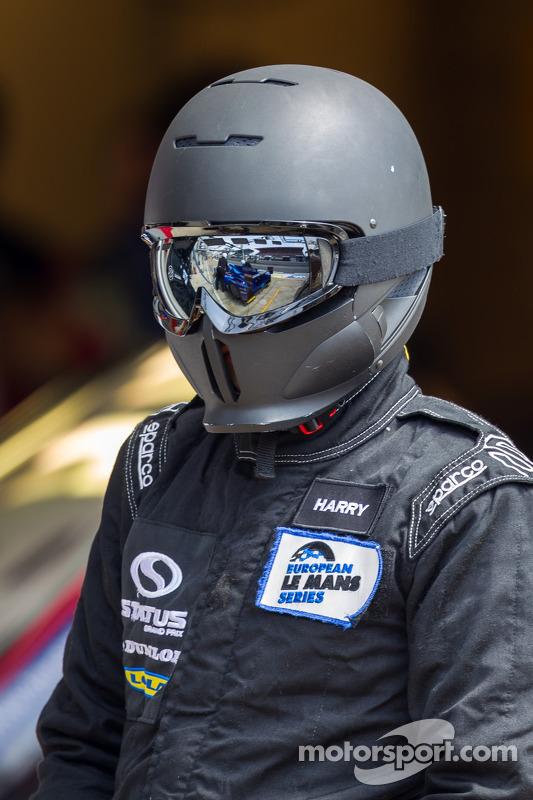 HVM status da equipe no pit