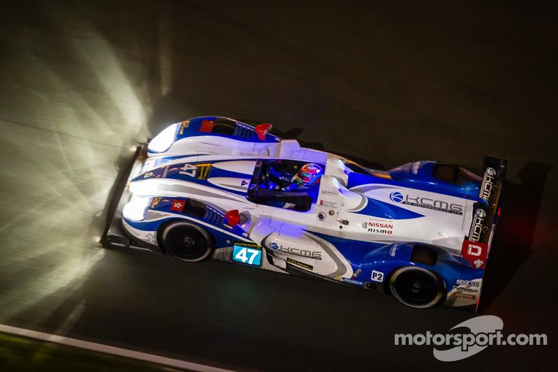 #47 KCMG Morgan LMP2 Nissan: Alexandre Imperatori, Ho-Pin Tung, Matt Howson