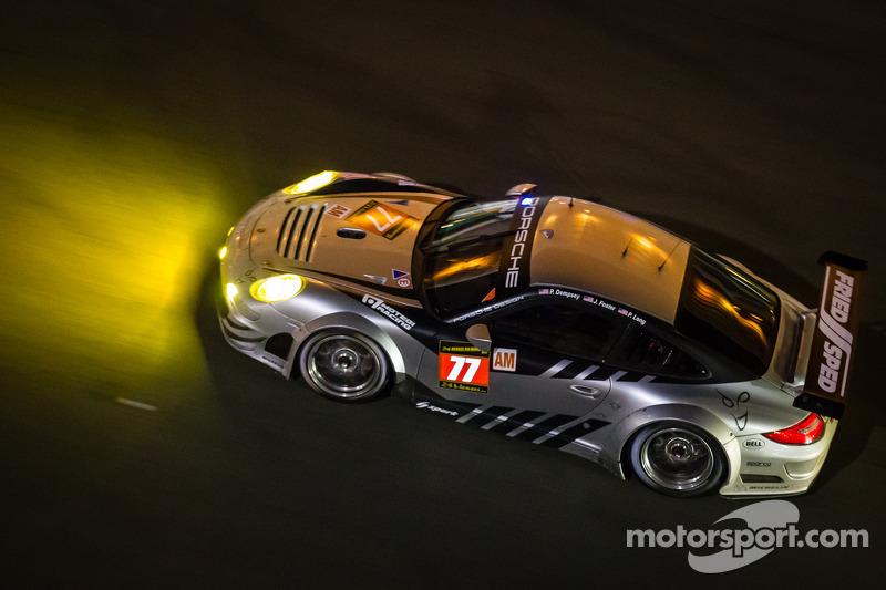 #77 Dempsey Racing - Proton Porsche 911 GT3-RSR: Patrick Dempsey, Joe Foster, Patrick Long