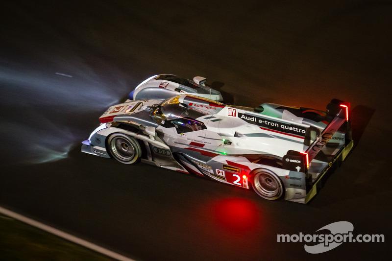 2013: Sieg bei den 24h Le Mans