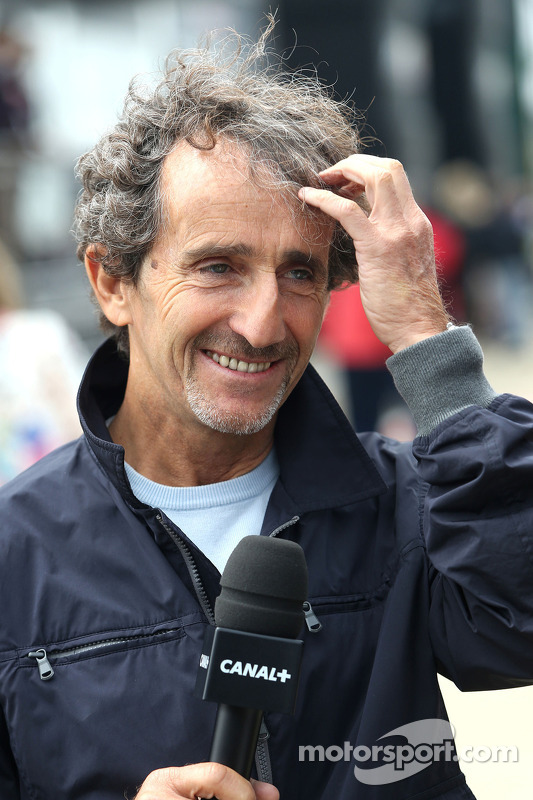 Alain Prost, Canal+ F1 consultant