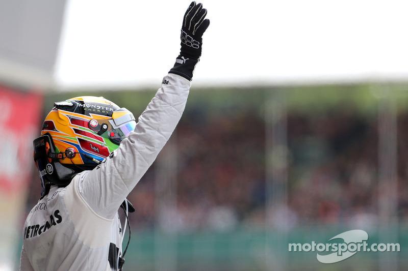 Su primera pole en Silverstone desde 2007 cayó en 2013