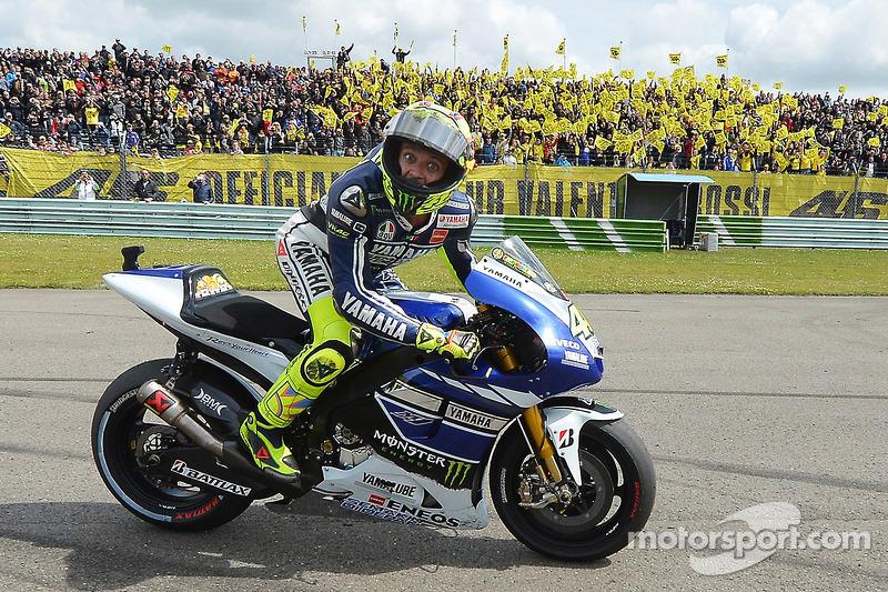 2013: Valentino Rossi, Yamaha YZR-M1