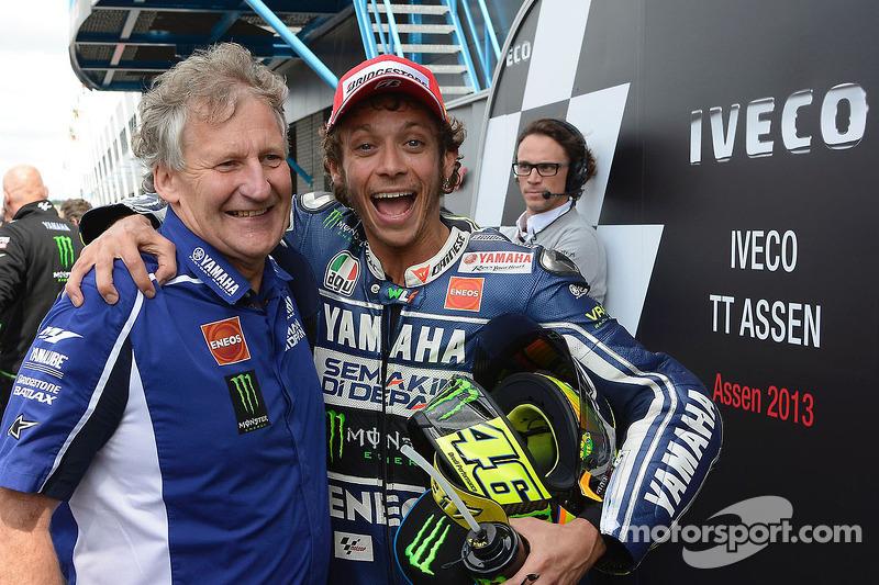 Pays-Bas 2013 - Retour victorieux chez Yamaha