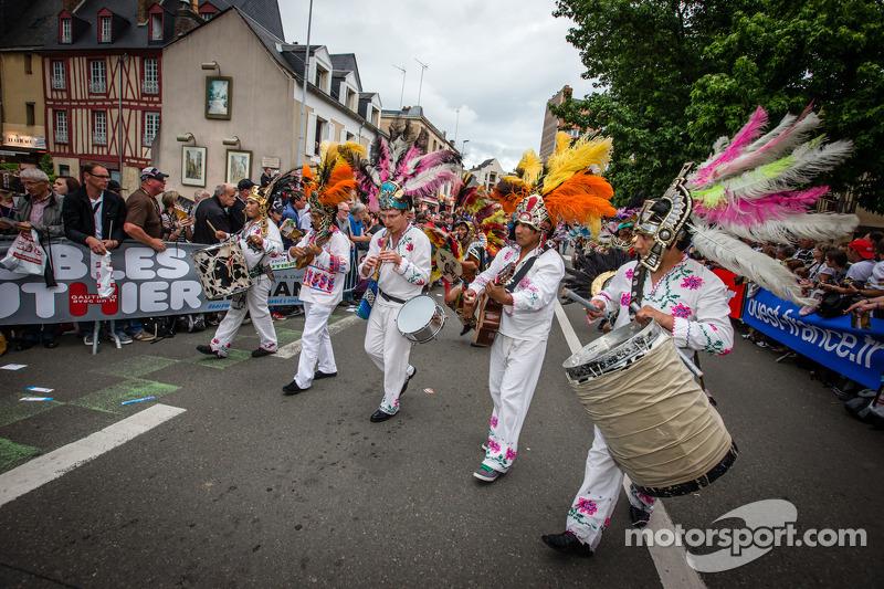 Aborigene parade