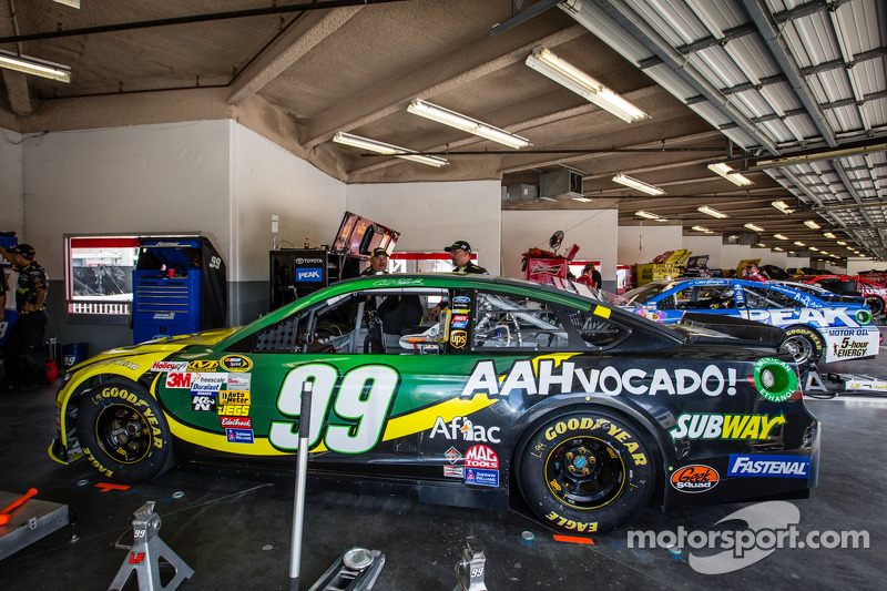 De auto van Carl Edwards, Roush Fenway Racing Ford