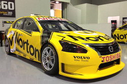 The new Norton Nissan livery