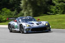 #91 SRT Motorsports SRT Viper GTSR: Dominik Farnbacher, Marc Goossens