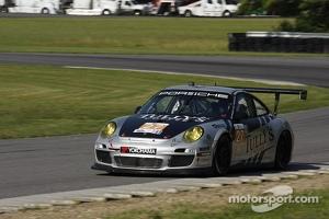 #27 Dempsey Del Piero Racing Porsche 911 GT3 Cup: Patrick Dempsey, Andy Lally