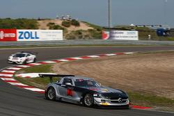 #3 HTP Gravity Charouz Mercedes SLS AMG GT3: Jan Stovicek, Petr Charouz
