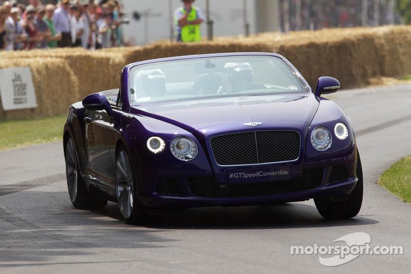 Bentley GT Speed Convertible
