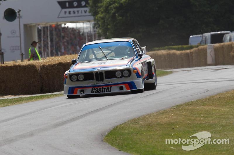 Alex Elliott, BMW 3.0 CSL 'BATMOBILE'