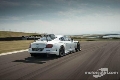 La Bentley Continental GT3