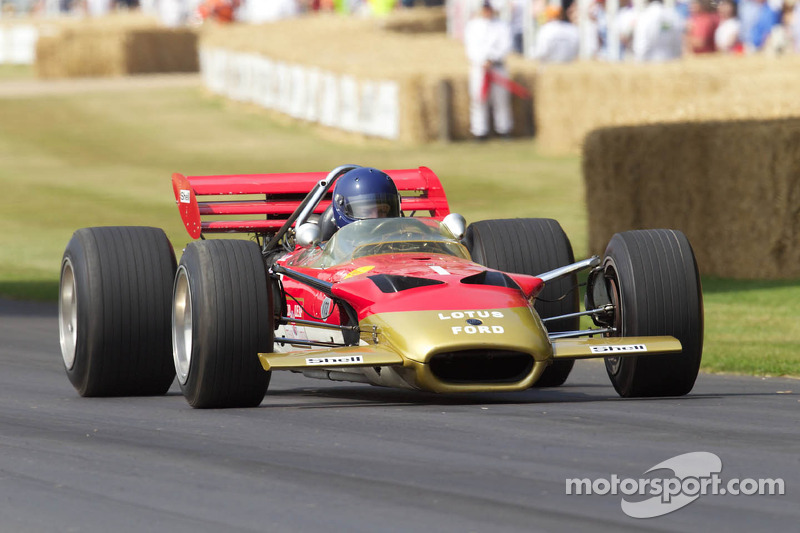 Nick Fennell, Lotus-Cosworth 49B