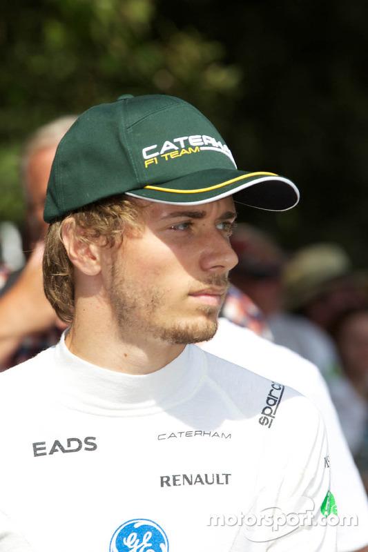 Charles Pic, Caterham F1