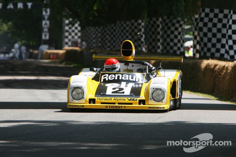 Alpine Renault A442B