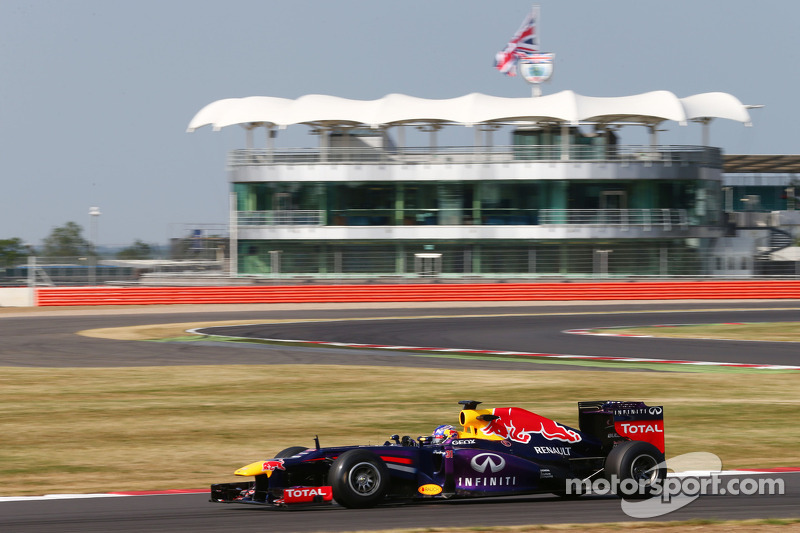 Daniel Ricciardo, Red Bull Racing RB9 Test Driver