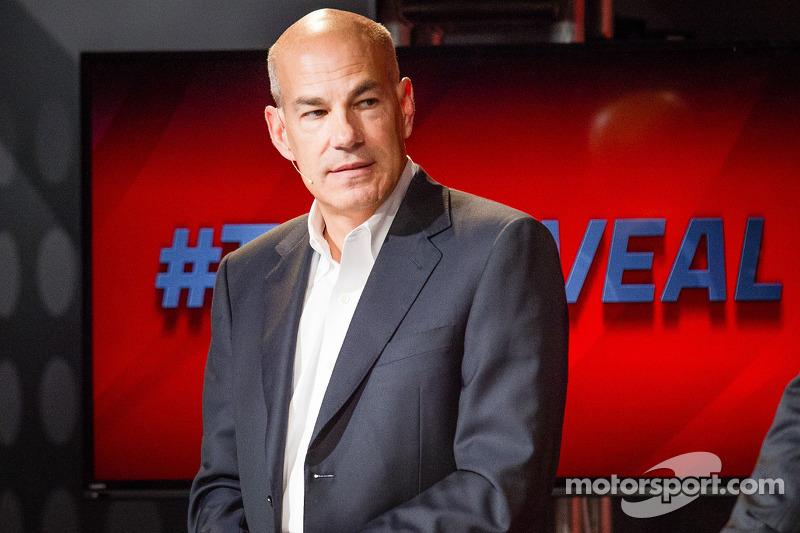 American Le Mans Series President en CEO Scott Atherton