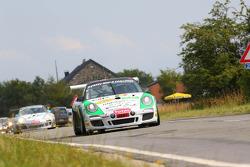 #94 Speedlover, Porsche 997 GT3 Cup: Jean-Michel Gerome, Wim Meulders, Philippe Richard