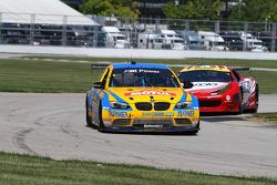 #93 Turner Motorsport BMW M3: Milton Grant, Carey Grant, Kevin Grant